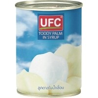 UFC's Toddy Palm in Syrup 20 oz