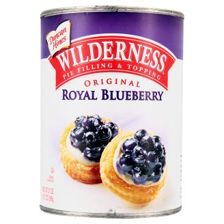 Winderness Blueberry Pie Filling Or Topping 595 g