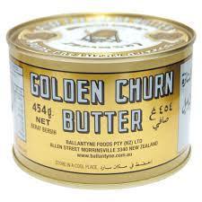 Golden Churn Butter 454 g