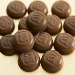 อัลท์ มิลด์ช็อกโกแลต (บิทเทอร์สวีทดาร์ท 34%) เม็ด 5 กก.