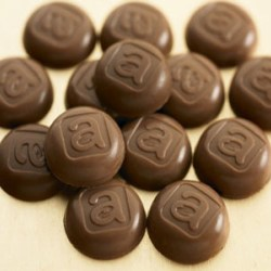 Aalst Milk Chocolate (Bitter Dark 34%) 500 g