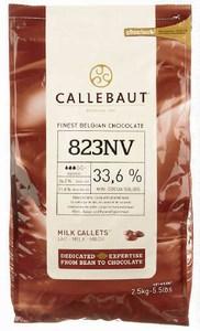 Milk Couverture:Callebaut 2.5 Kg