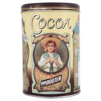 ผง cocoa van houten  460 กรัม กระป๋อง