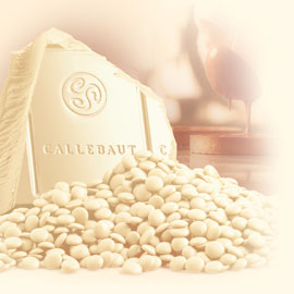 White Couverture:Callebaut 250 กรัม