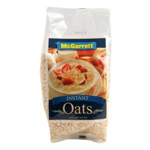 McGarrett's Instant Oats 1 kg.