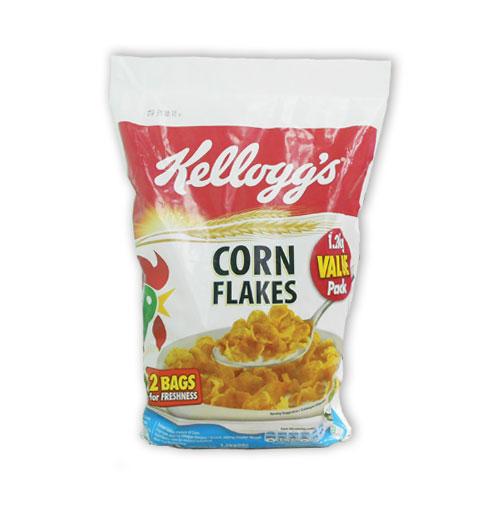 KELLOG'S Corn Flakes 1.2Kg