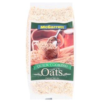 McGarrett Fine Grain Instant Oats 400g