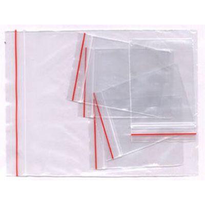 Zipped bag 6x22 cm 1 kg