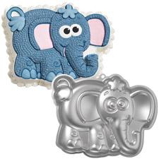2105-0576 Wilton ELEPHANT CAKE PAN