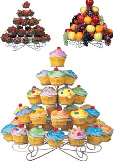307-651 Wilton CUPCAKES N MORE DSPLY 38CT
