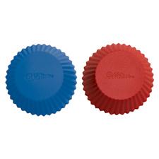 415-9400 Wilton EASY-FLEX SIL BAKING CUPS 12CT
