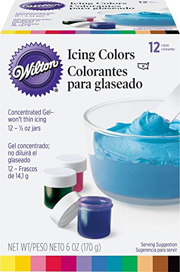 601-5580 ICING 12 COLORS