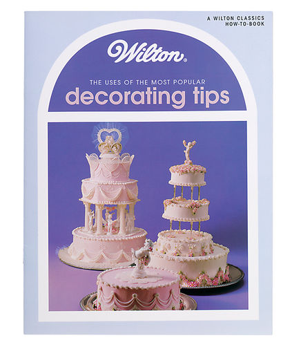 902-1375 Wilton USES OF TIPS BOOK