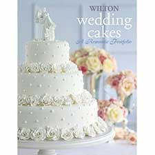 902-907 Wilton ROMANTIC WEDDING CAKES BOOK