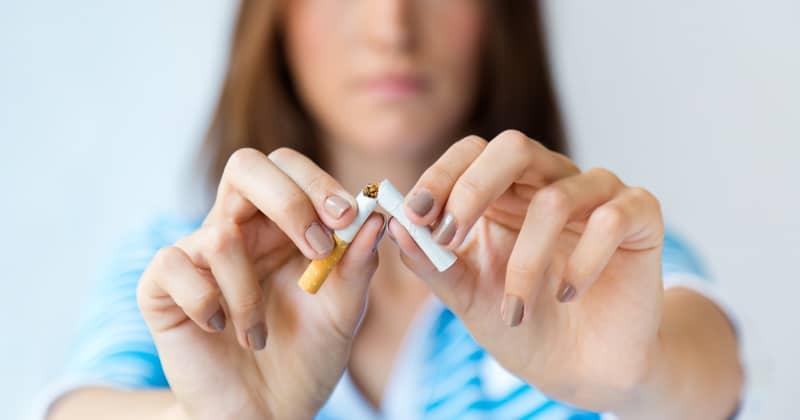 บอกลาบุหรี่มวนด้วยตัวเองด้วยวิธีง่ายๆ