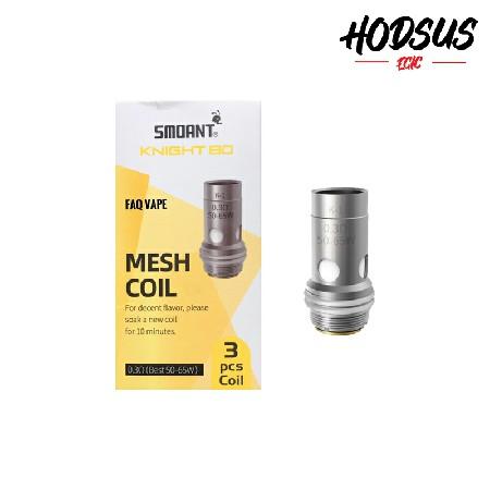 Smoant knight 80 K-1 Mesh Coil 0.3ohm