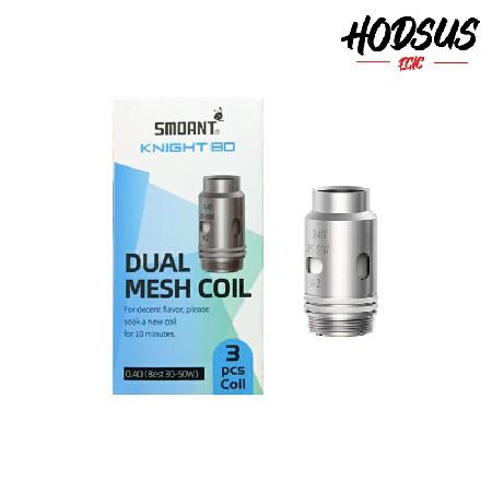 Smoant knight 80 K-2 Dual Mesh Coil 0.4ohm