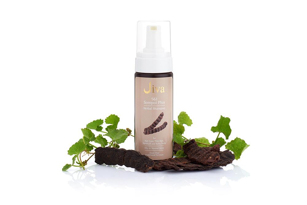 JIVA Sompoi Plus Herbal Shampoo