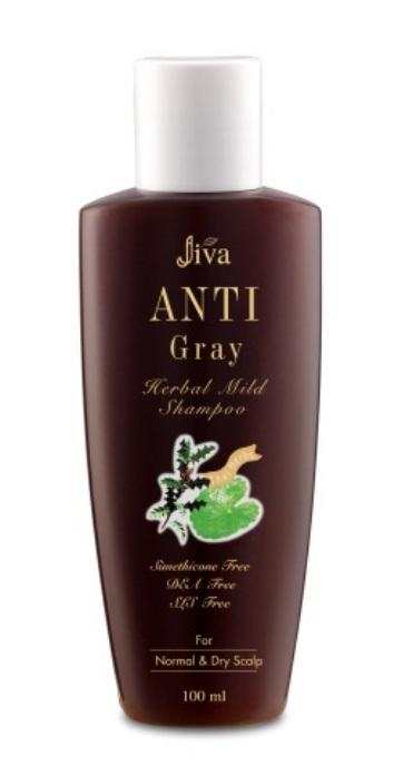 JIVA Nourishing Herbal Shampoo - จีวา นอริชชิ่ง เฮอบอล แชมพู