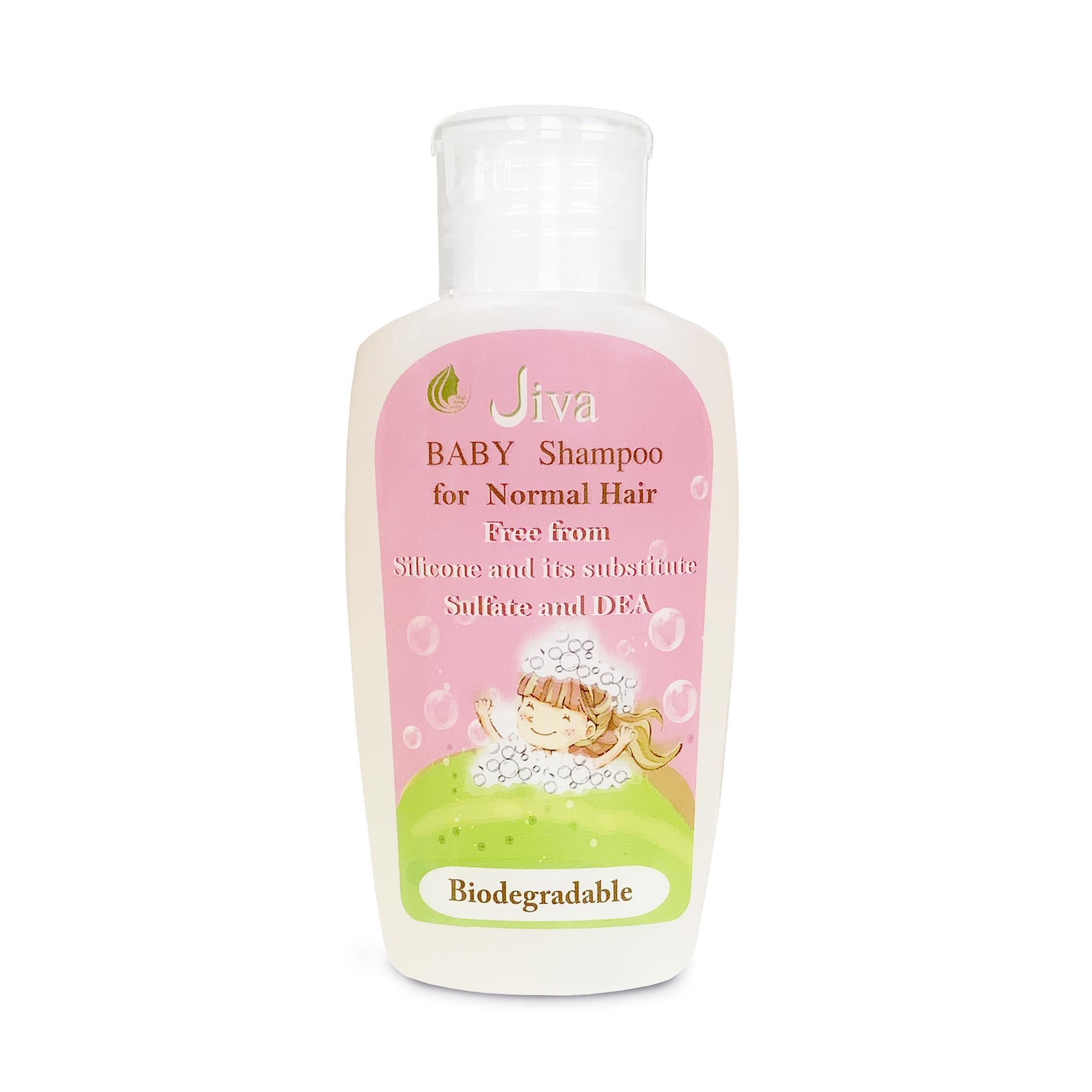JIVA Baby Shampoo - จีวา เบบี้ แชมพู