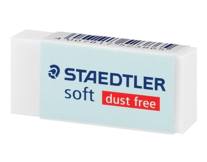ยางลบ STAEDLER 526 S20 Soft dust free ก้อนใหญ่