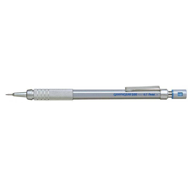 ดินสอกด 0.7 Pentel PG-517/GRAPHGEAR 500