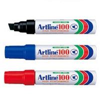 ปากกาเคมี Artline EK-100 หัว7.5-12.0มม. Permanent Marker
