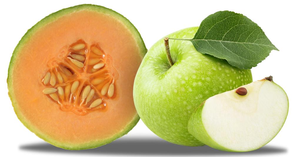 กลิ่นแอปเปิ้ล-เมลอน