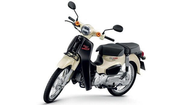 Super Cub New Black Edition