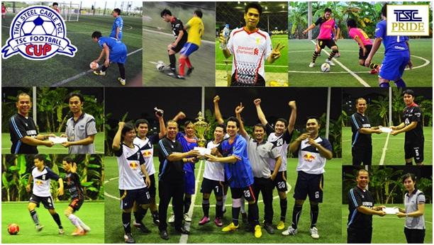 TSC Football Cup 2013