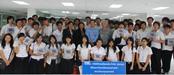 KU Electrical - Mechanical Manufacturing Engineering visited TSC