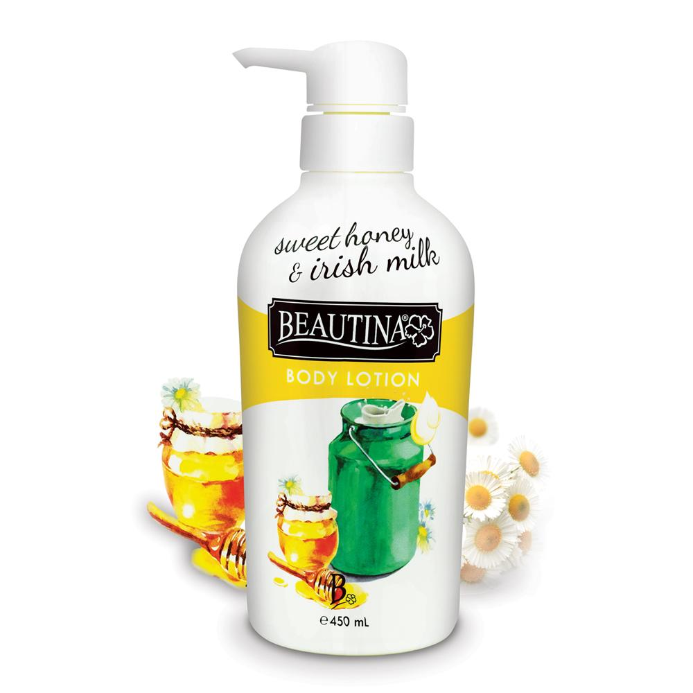 Honey Milk Body Lotion