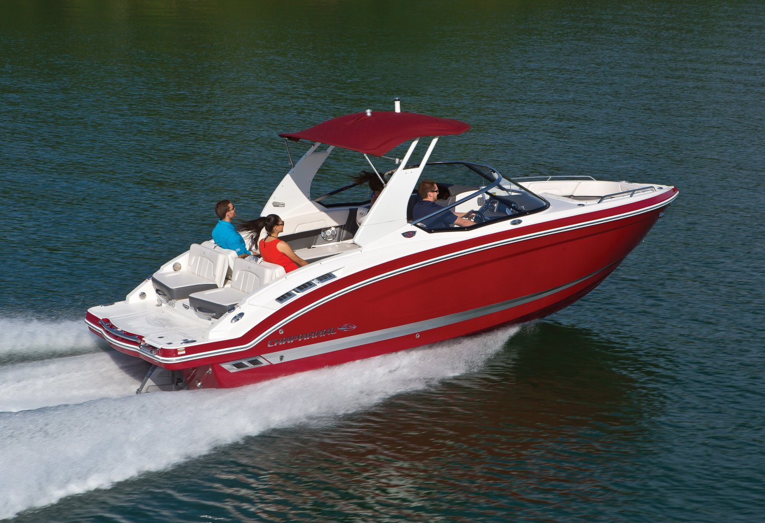 Chaparral Boats 257 SSX