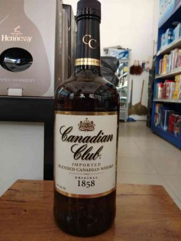 Canadian Club Original 75cl (40%acl)