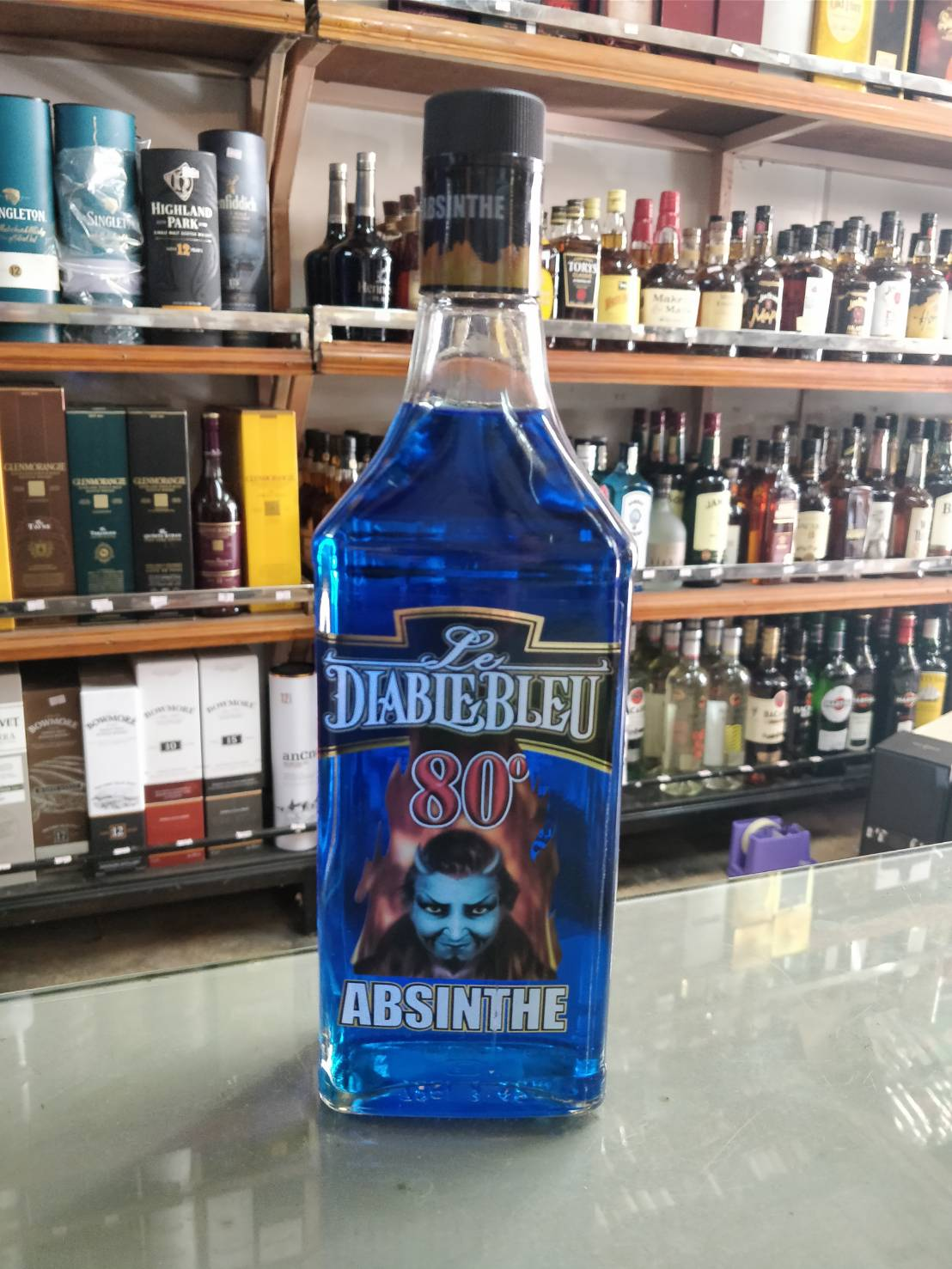 Absenthe Diable 80 Degree (80%)