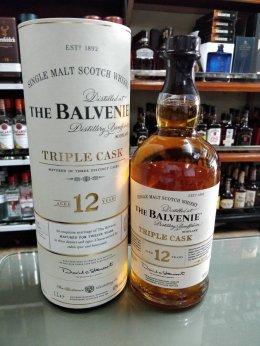 Balvenie 12 Year Old Triple Cask 1L