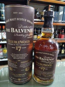 Balvenie DoubleWood 17 Year Old (700ml)