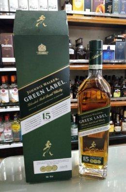 Johnnie Walker Green Label 75cl (43%)