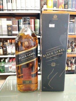 Johnnie Walker Black Label -1.75 Litre