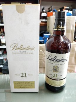 Ballantine's 21 Year Old 70cl