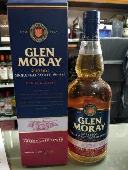 Glen Moray Sherry Cask 70cl / 40%