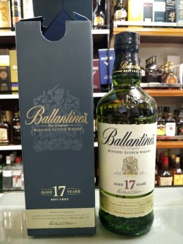 Ballantine's 17 Year Old 70cl