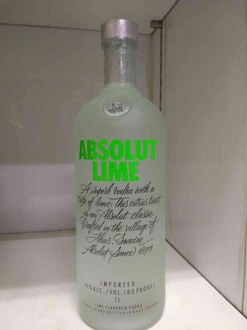 Abslout Lime 1L (40%)