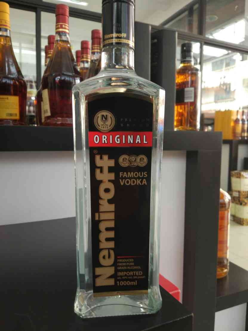 Nemiroff Original Vodka 1L (40%)