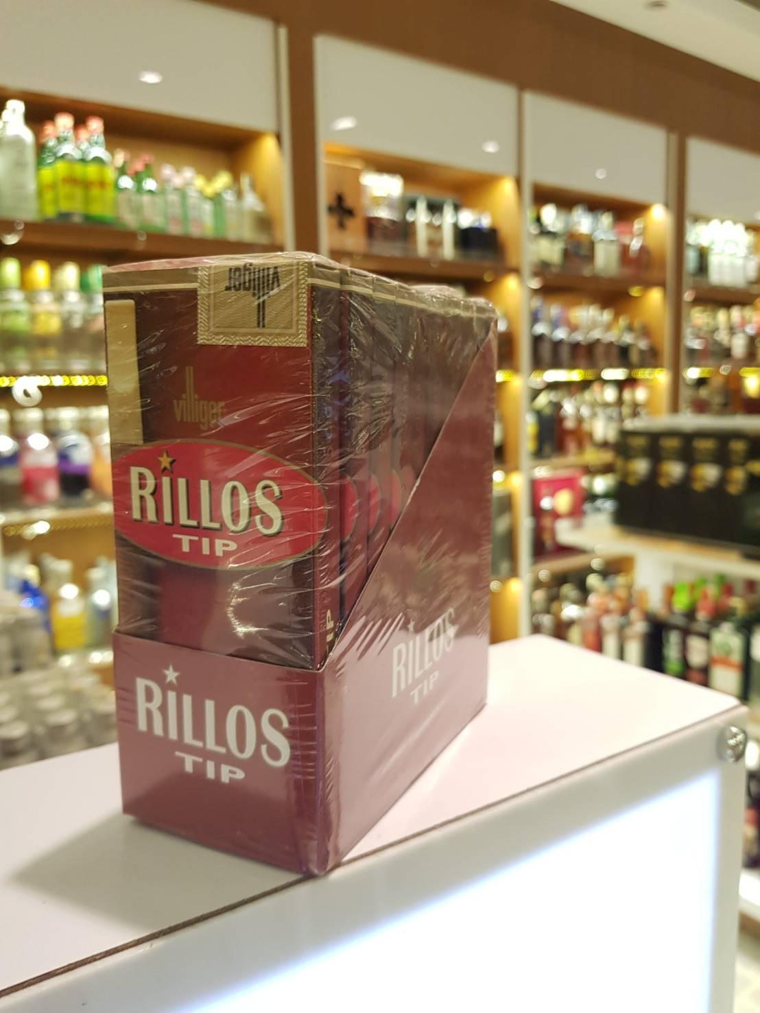 Villiger Rillos Tip Cigar