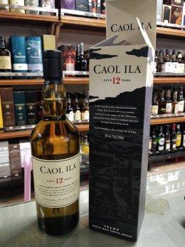Caol Ila 12 Year Old 75cl