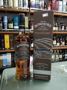 Bowmore 17 Year Old White Sands (70cl)