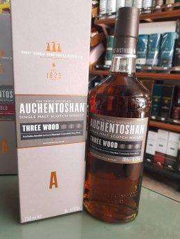 Auchentoshan Three Wood 700ml