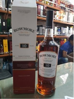 Bowmore 10 Year Old 1L