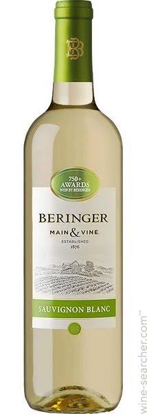 Beringer Main & Vine Sauvigon Blanc